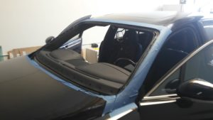 At Southwest Auto Gl In Las Vegas Nevada We Recently Had The Pleasure Of Replacing Windshield On A Bently Flying Spur